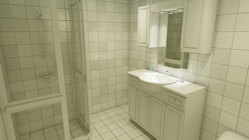 Apartment: Bathroom