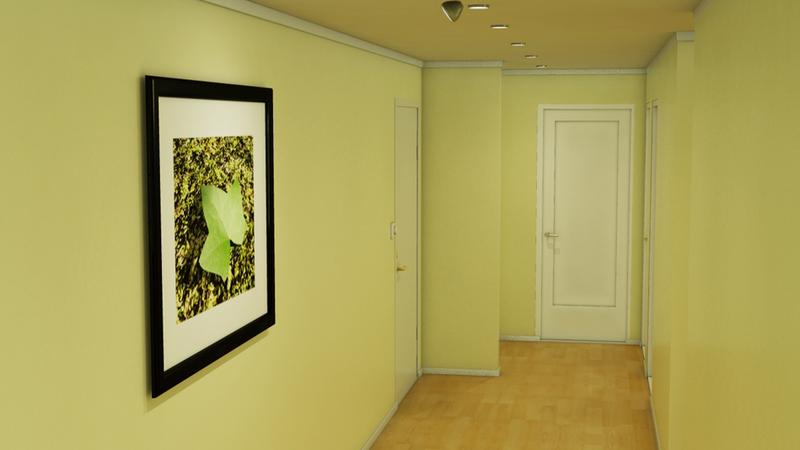 Apartment: Hallway