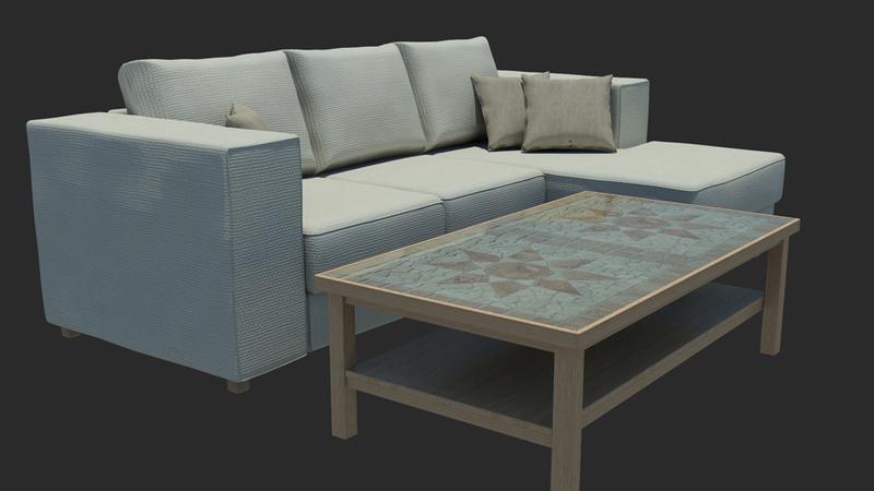 Objekt: Sofa